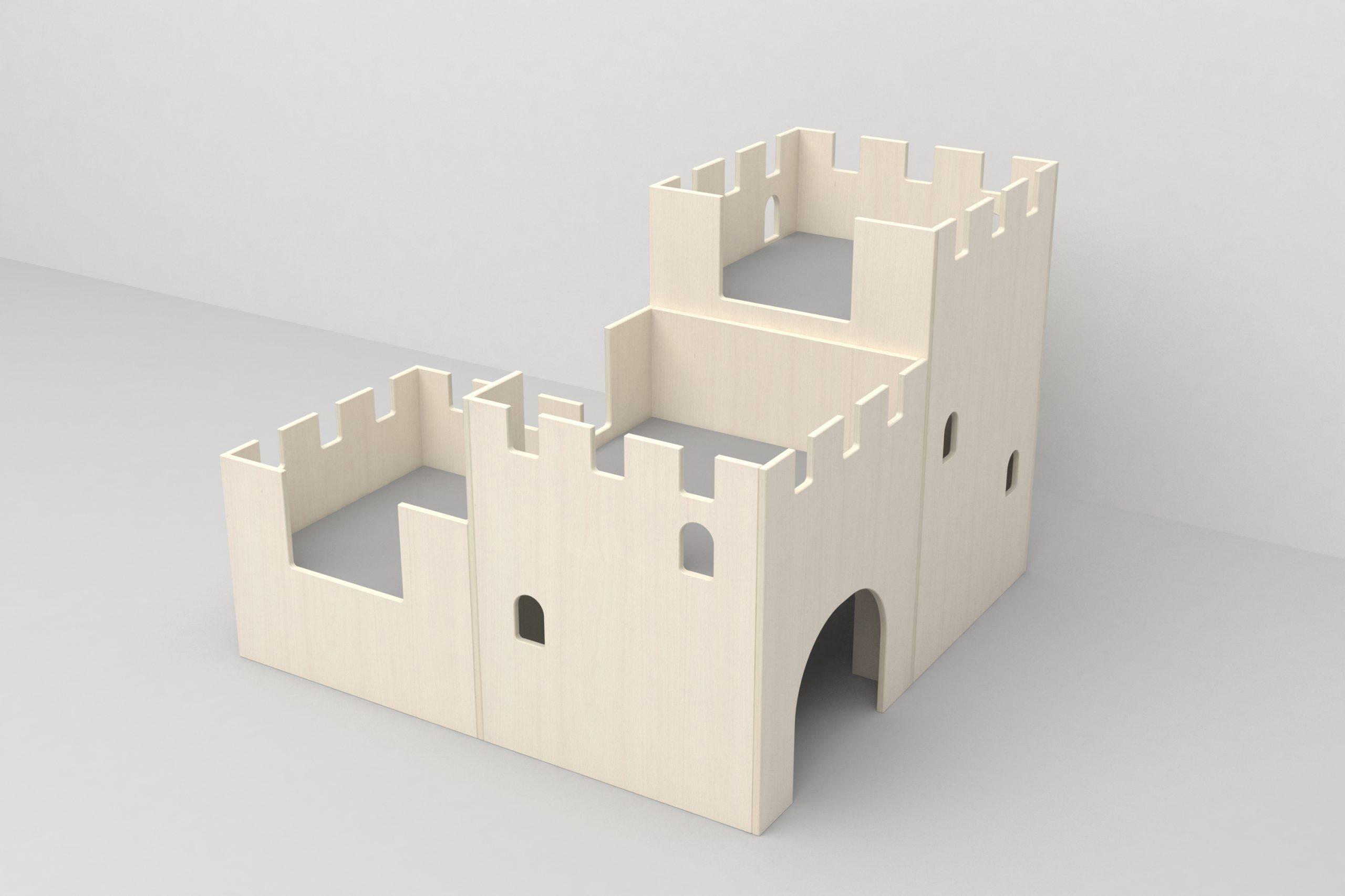 1Wood Castle